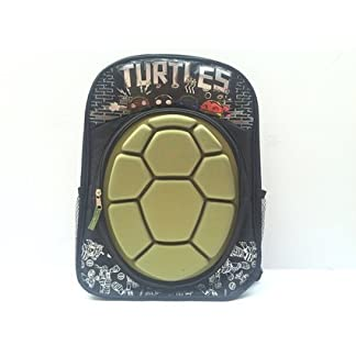Teenage Mutant Ninja Turtles Shellshock Hard Shell Large 16 Inch Mochila