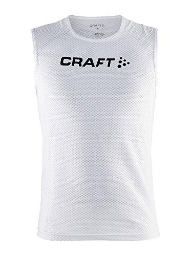 Craft Pro-Maglietta da ciclismo per uomo, UOMO, ärmelloses Shirt Stay