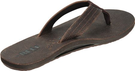 Reef Draftsmen, Tongs Homme Brown (Chocolate)