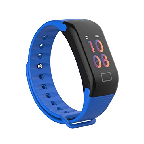 JDTECK Motorola 2018 Fitness Bracelet, Smartwatch Pedometer mit Bluetooth Sender, Fingerprint Unlock, Fitness Waterproof Tracker Kompatibel mit Ihrem Motorola 2018