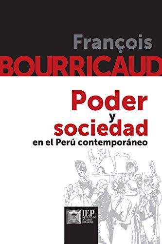 Poder y sociedad en el Perú contemporáneo