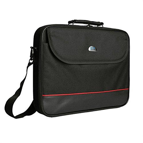 18.4 (Pedea Trendline Notebooktasche 46,7 cm (18,4 Zoll) schwarz)