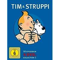 Tim & Struppi - Collection 1 (4 DVDs)