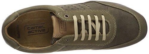 Cammello Uomini Attivi Satelitte 11 Sneaker Verde (kaki)
