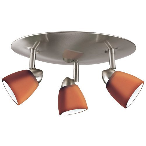 cal-lighting-sl-954-3r-bs-am-spot-light-with-amber-glass-shades-brushed-steel-finish-by-cal