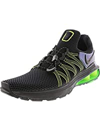 sale retailer 8768d 1d3e8 Nike Mens Shox Gravity Running Shoes AR1999 (11 B(M) US, Black