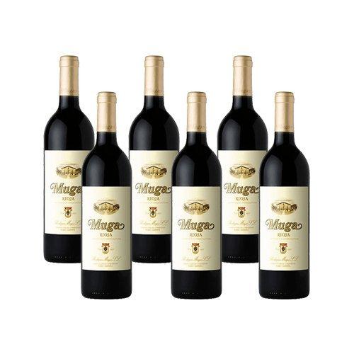 Muga Crianza - Vino Tinto- 6 Botellas
