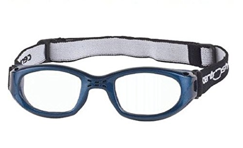 Centrostyle Mask 13402 bleu Ø47 Frame acetate - Sports Rx glassest