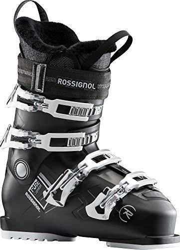 Rossignol - Chaussures De Ski Pure Comfort 60 - Black Femme - Femme - Taille 26 - No