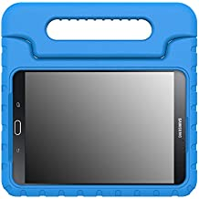 "MoKo 5014448 8"" Carcasa rígida Azul funda para tablet - fundas para tablets (20,3 cm (8""), Carcasa rígida, Azul, Policarbonato, Silicona, Samsung, Galaxy Tab S2/S2 Nook 8.0)"