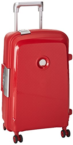 Delsey Paris Belfort Plus Maleta, Rojo (Rouge), 45 cm / 06 Liters
