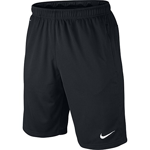 Nike Kinder Shorts Libero Knit, black, M, 588403-010 (Dri-fit-mesh-shorts)