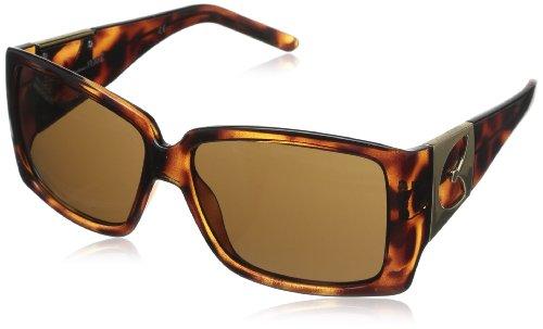 gianfranco-ferre-lunette-de-soleil-gf95702-rectangulaire-femme-havana