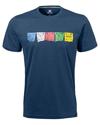 Sherpa Adventure Gear Herren Tarcho T-Shirt Medium Rathee