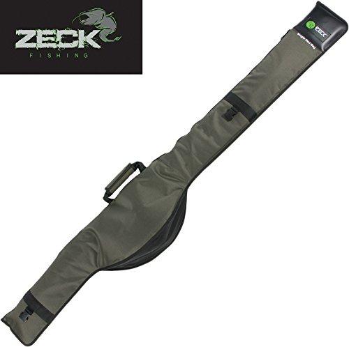 Zeck Single Rod Bag 300 - Rutentasche für Wallerrute, Einzeltasche für Welsrute, Tasche für Rute, Einzelfuttural, Rutenfuttural