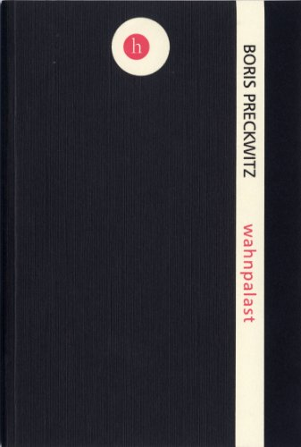 wahnpalast: Gedichtzyklus