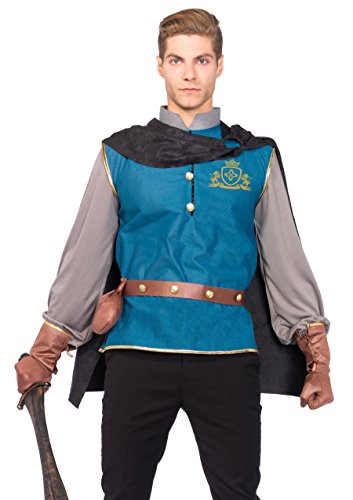 Leg Avenue 85477 - Costume per travestimento da Principe Azzurro, Uomo, XL