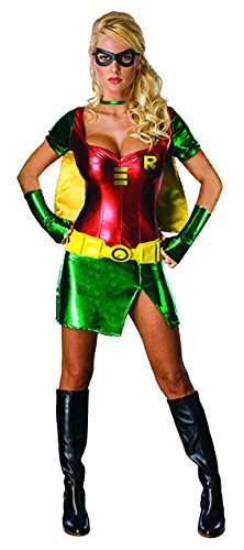 Super-Heroine Kostüm Sexy Robin