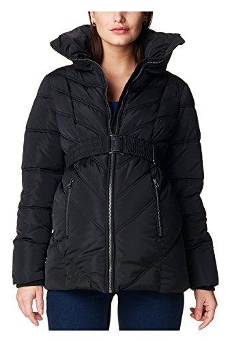 Noppies Damen Jacke Jacket Lene, Schwarz (Black C270), 42 (Herstellergröße: XL)
