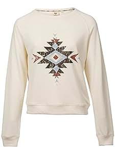 BILLABONG Damen Sweater Sunset Love Crew Sweater