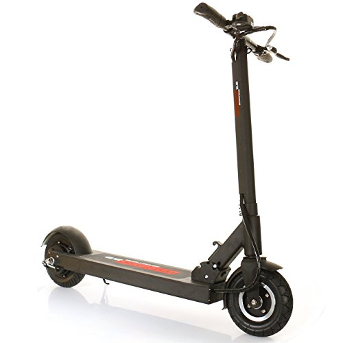 WIZZARD 2.0 City Scooter Leistungstarker Elektro Roller mit 35 Km/h und 40 Km Reichweite by Monowheel