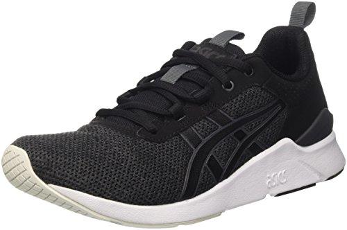 Asics Unisex-Erwachsene Gel-Lyte Runner Sneakers, Schwarz