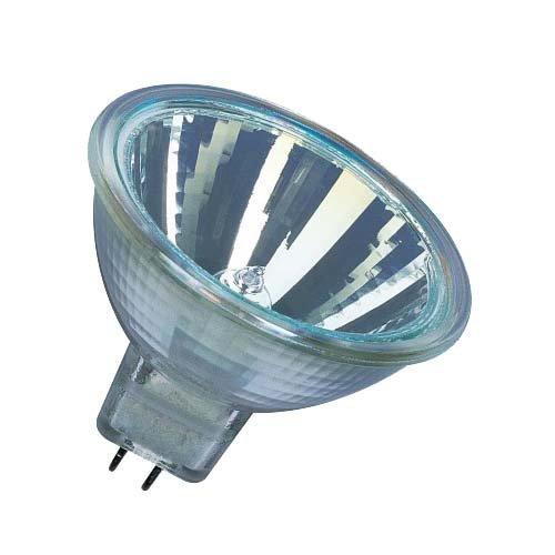 Osram DecoStar Halogen-Reflektor, GU5.3-Sockel, dimmbar, 12 Volt, 50 Watt, 36 ° Abstrahlungswinkel, Warmweiß - 2800K, 2er-Pack