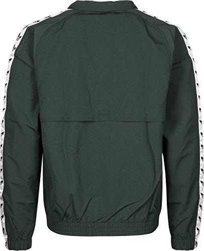 0 Herren Tnt Tape Wind J Sweatshirt, Navy, Einheitsgröße Green/Vernoc/Blanco