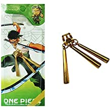 """Cosplay accessory tools, """"ONE PIECE"""" (One Piece) Roronoa Zoro costume earrings (japan import)"""