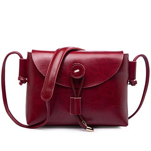 Monospalla piccolo pacchetto/vintage messenger bag/borse da donna per il tempo libero-D L