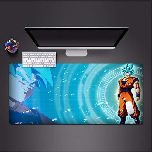 700 * 300 * 3mm wasserdichte rutschfeste mauspad waschbar gamepad heimcomputer utility mat büro computer tastatur mauspad (Mats Utility)