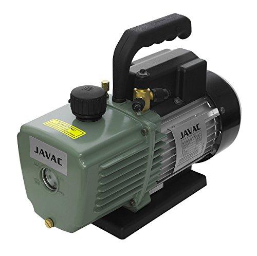 Cfm Pumpe (javac 5CFM 2Stage Klimaanlage A/C Kältetechnik Vakuum Pumpe CC141)