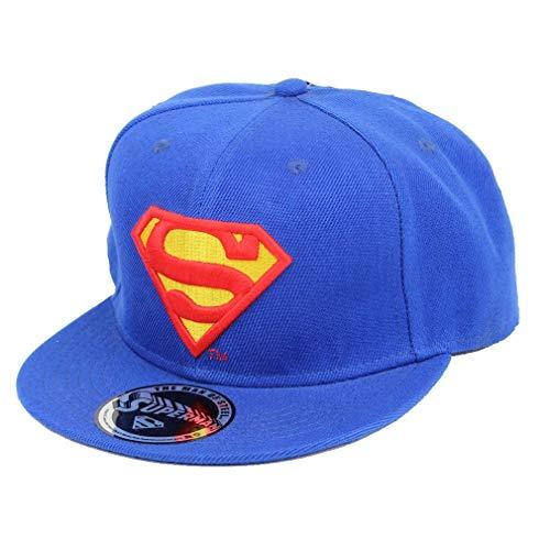 DC Comics Casquette Superman Logo classique Snapback Cap