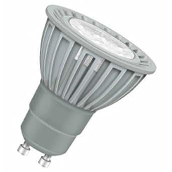 osram parathom par16 advance reflector led ppar1635ad 3 6 watt gu10 827 warm tone equivalent to. Black Bedroom Furniture Sets. Home Design Ideas