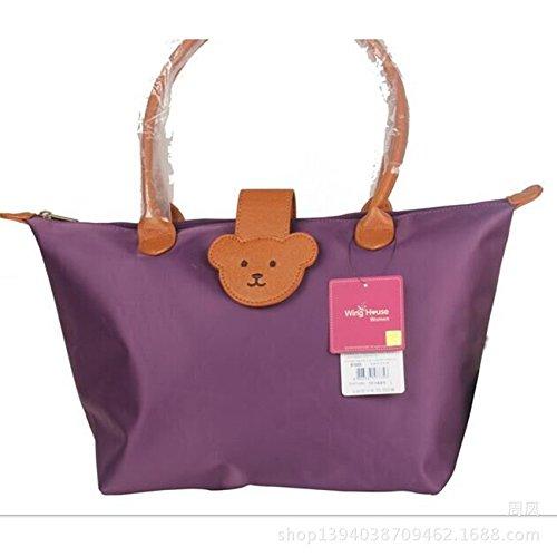 ZYT Große Diagonale Taschen Mumie Tasche Handtasche Freizeit b