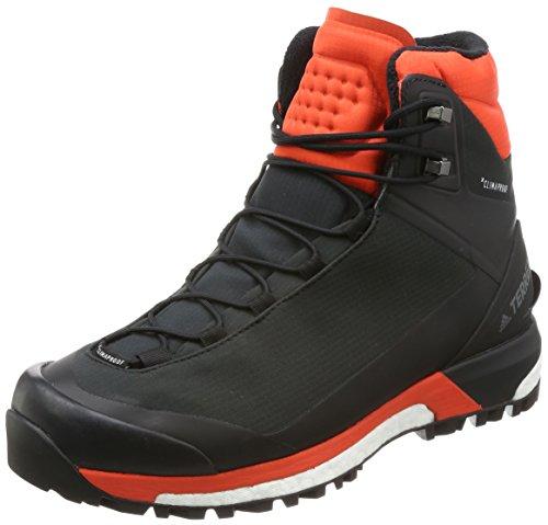 adidas Herren Terrex Tracefinder Ch Cp Trekking- & Wanderstiefel, (Negbas/Energi/Gricua), 44 EU Stealth-mountain Boot