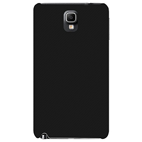 Samsung GALAXY Note 3 SM-N900, Samsung GALAXY Note 3 SM-N9000, Samsung GALAXY Note 3 SM-N9005 Designer Case Protective Back Cover Carbon Black With Texture for Samsung GALAXY Note 3 SMN900, Samsung GALAXY Note 3 SMN9000, Samsung GALAXY Note 3 SMN9005 – MADE IN INDIA