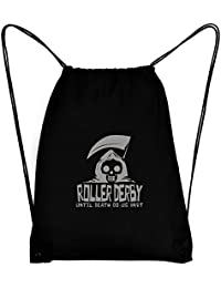 Teeburon Roller Derby UNTIL DEATH SEPARATE US Bolsa deportiva