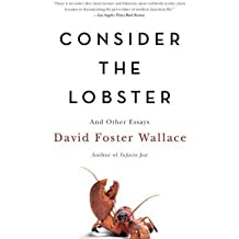 By David Foster Wallace ( Author ) [ Consider the Lobster and Other Essays By Jul-2007 Paperback