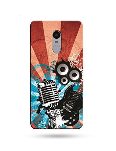 Moible Cover For Xiaomi Redmi Note 4 / Xiaomi Redmi Note 4 Printed Back Cover / Xiaomi Redmi Note 4 Mobile Cover by allluna®