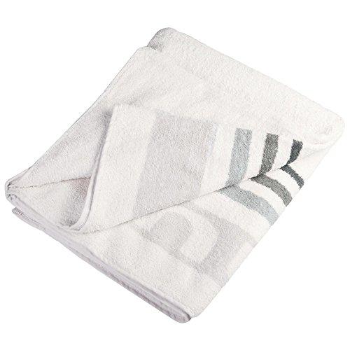 CelinaTex Stripes Saunatuch, Frottee Baumwolle, Sauna Handtuch in weiß, 80 x 200 cm, 0002152