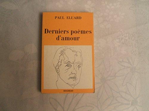 Derniers Poemes [Pdf/ePub] eBook