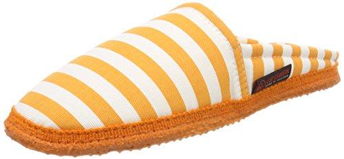GIESSWEIN Damen Valaine Niedrige Hausschuhe, Orange (Mandarine), 39 EU