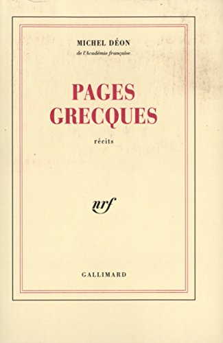 Pages grecques