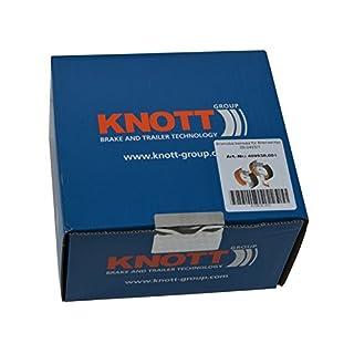 FKAnhängerteile Knott Bremsbacken 200 x 50mm Typ: 20-2425/1 ANS KNOTT Nr. 409930.001