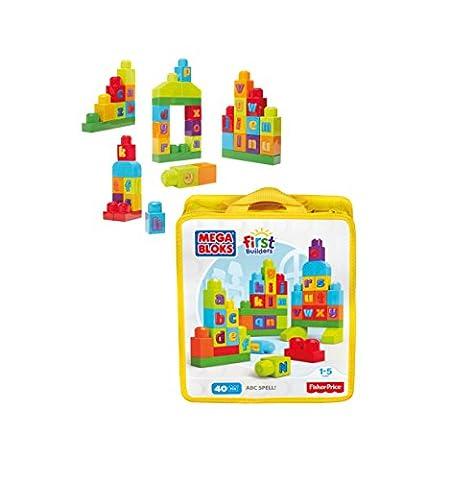 Mega Bloks – First Builders – DKX58 – Sac ABC