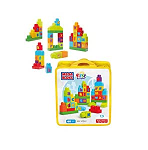 Mega Bloks – First Builders – DKX58 – Sac ABC