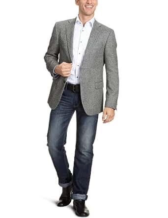 Tommy Hilfiger Tailored Herren Sakko Regular Fit 1200215 / Mizner-E, Gr. 50, Grau (414)
