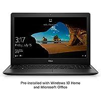 DELL Vostro 3581 15.6-inch HD Laptop (7th Gen Core i3-7020U/4GB/1TB HDD/Windows 10 + MS Office/Intel HD Graphics), Black