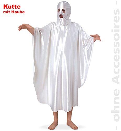 tüm Gespenst Geist Poltergeist Halloween weiß XXL (Geist Herren Kostüme)